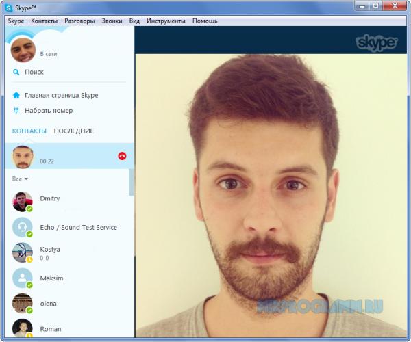 Skype для пк, планшета и телефона