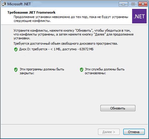 Microsoft NET Framework на русском языке