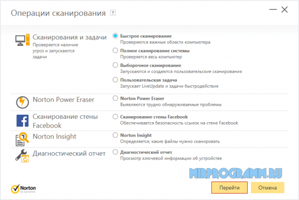 Norton Antivirus для windows