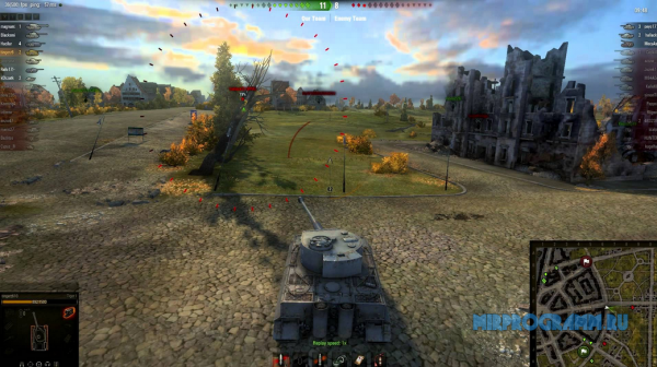 World of Tanks русская версия на компьютер