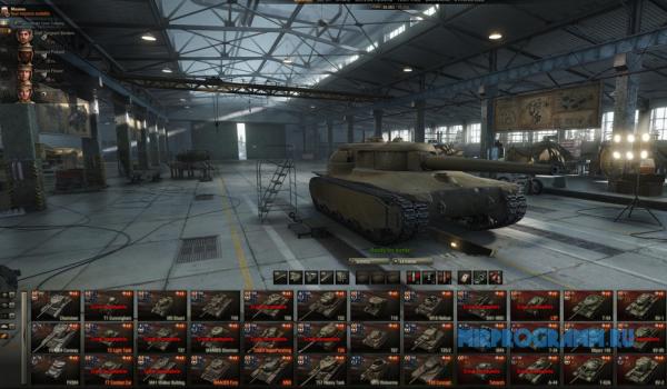 World of Tanks для windows
