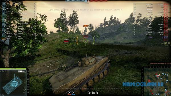 armored warfare проект армата русская версия