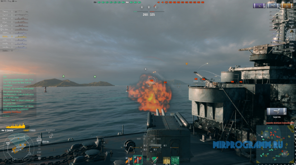 World of Warships для windows