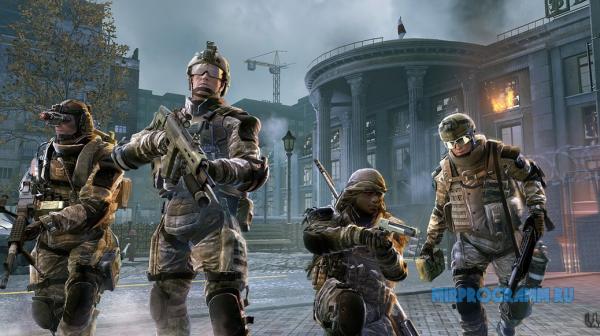 Warface новая версия игры
