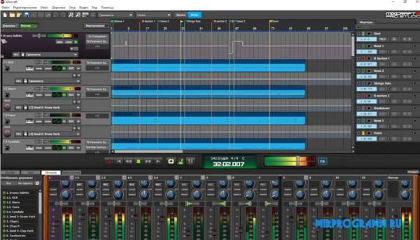 Mixcraft новая версия