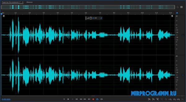 Adobe Audition новая версия