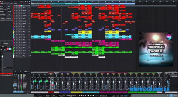 Studio One русская версия