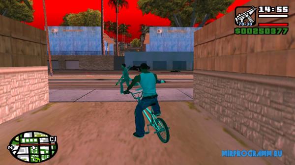 GTA San Andreas русская версия