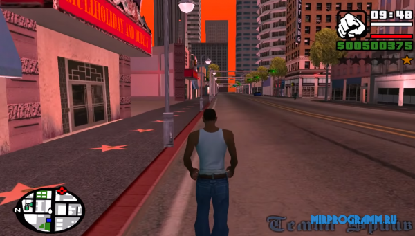 GTA San Andreas на русском языке