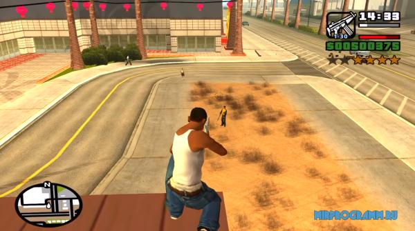 GTA San Andreas для Windows