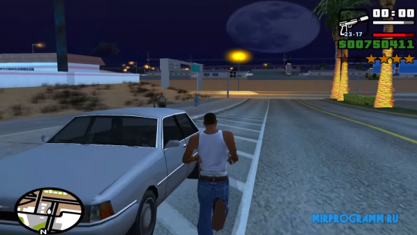 GTA San Andreas на ПК
