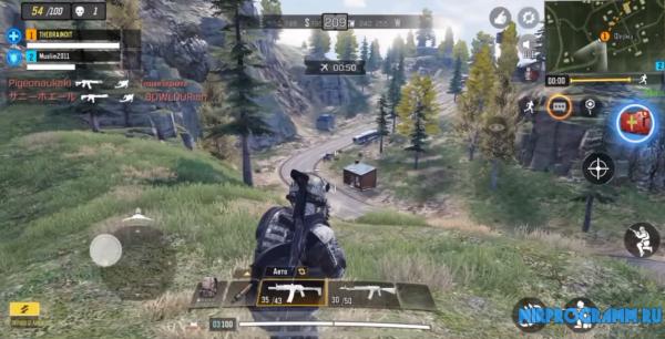 Call of Duty Mobile новая версия на ПК